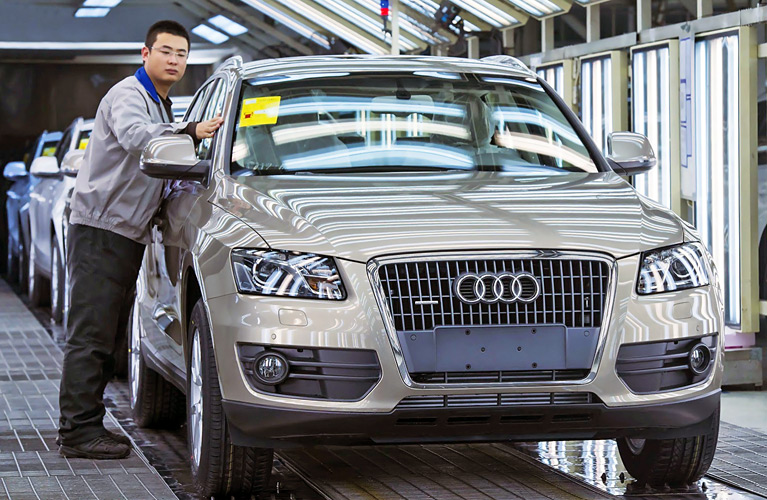 Audi-China