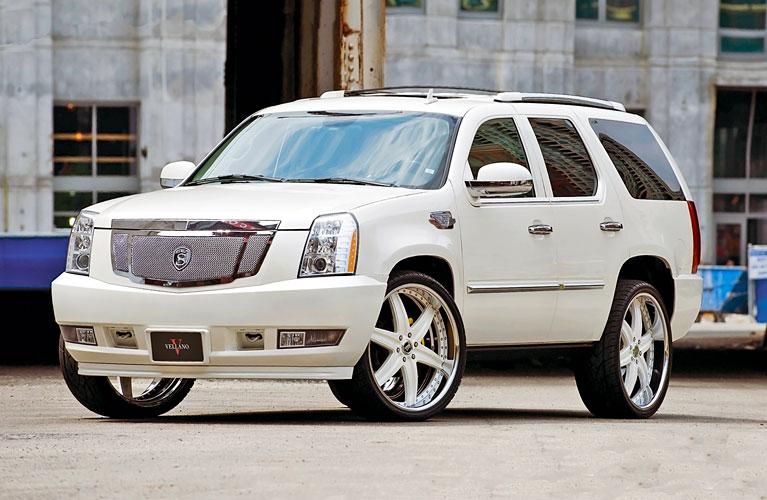 Cadillac-Escalade-car