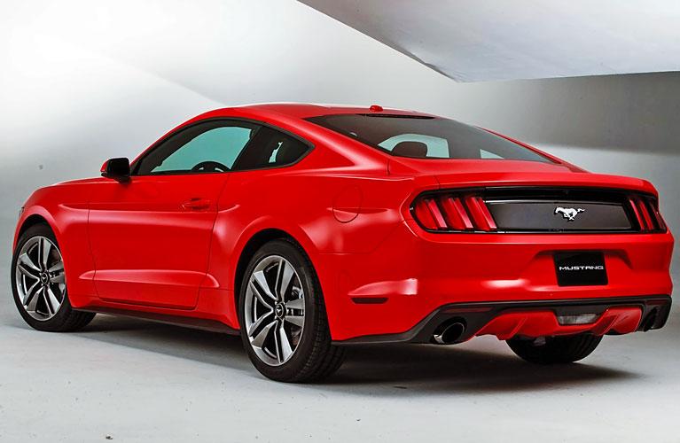 2015-New-Mustang