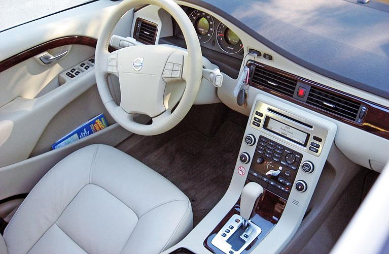 Volvo s80 диагностика своими руками