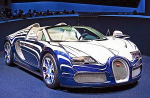 Bugatti Veyron самый дорогой автомобиль