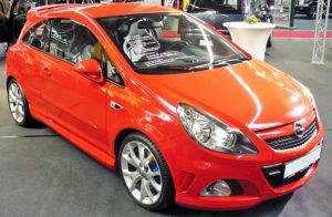 Опель завершил испытания «горячего» хэтчбэка Opel Corsa OPC