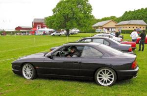 BMW 8 – самая молодая, дорогая и роскошная БМВ серия