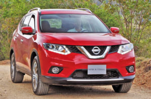 Обзор Nissan X-Trail