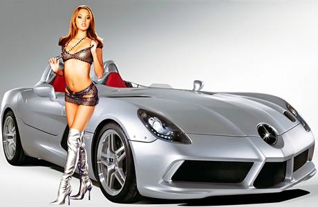 car-girl