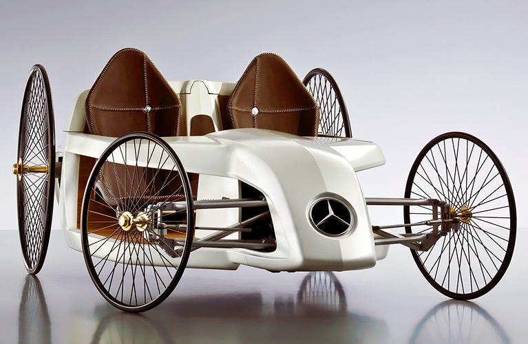 Mercedes-Old-Car