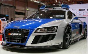Самая быстрая полицейская машина в мире